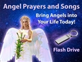 Angel Prayers and Songs Service - USB Thumb Drive
