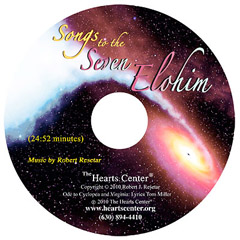 Songs to the Seven Elohim CD
