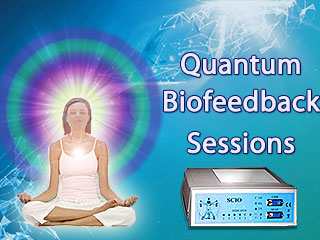 Quantum Biofeedback Sessions with Mona Lewis
