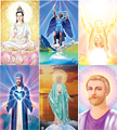 Ascended Master Wallet Cards