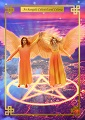 Archangels Celestel and Celena 5x7
