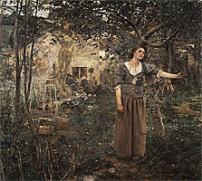 Joan of Arc - Jules Bastien-Lepage