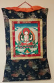 Buddhist Thangka - Green Tara