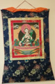 Buddhist Thangka - White Tara