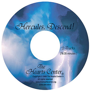 Hercules Descend! CD Cover