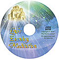 Leto's Evening Meditation CD