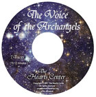 CD Cover for the Voice of the Archangels