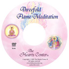 Threefold  Flame Meditation DVD