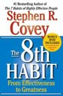 The 8th Habit: From Effectiveness to Greatness - BOOK