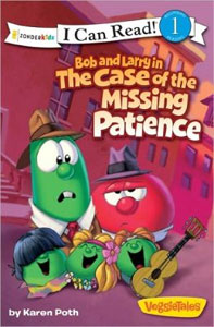 Bob and Larry and the Case of the Missing Patience