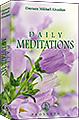 Daily Meditations 2018