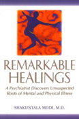 Remarkable Healings book cover