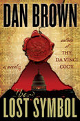 The Lost Symbol by Dan Brown (book cover)
