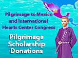 Pilgrimage and Events Fund
