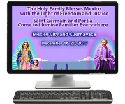 Internet  Broadcast - 2016 Mexico Virgin of Guadalupe Prayer Vigil