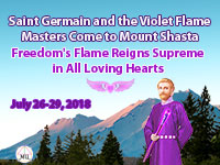 Onsite Attendance - 2018 MU Event: Saint Germain Comes to Mount Shasta