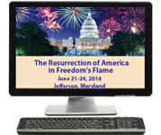 Internet Broadcast - 2018 Summer: The Resurrection of America