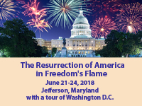 Onsite Attendance - 2018 Summer: The Resurrection of America