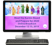 Internet Broadcast - 2019 Winter MU Event: Meet the Karmic Board