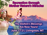 Onsite Attendance - 2020 Summer: The Elohim's Blessings Are Now Yours!