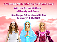 Onsite Attendance - 2020 Vista: A Valentine Meditation on Divine Love