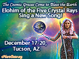 Onsite Attendance - 2020 Winter: Elohim of the Five Crystal Rays