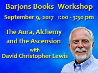 Barjons Books - Workshop with David Christopher Lewis