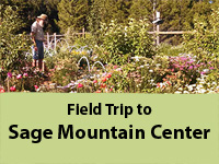 Field Trip to Sage Mountain Center