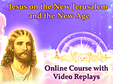 MU 1501R Jesus on the New Jerusalem