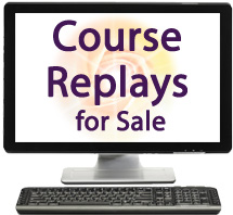 Course Replays for Sale