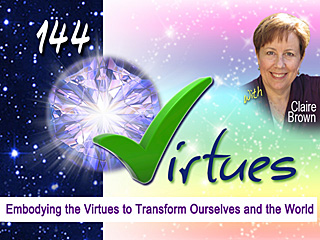 Embodying the Virtues to Transform Ourselves and the World  - Online Course