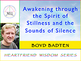 MU 1703 Awakening through the Spirit of Stillness