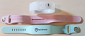 My Cell Armor Wristband - EMF Protection