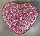 Heart-Shaped Orgonite