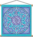 Meditation Banner - Jewel in the Lotus