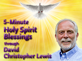 5-Minute Holy Spirit Blessing with Gemstone Talisman (Phone)