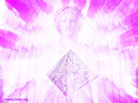 Video - Amethyst's Joy-Field Blessing of Our Violet Pyramid Orgonites