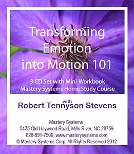 Mastery Systems Transforming E-motion Into Motion 101