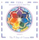 VERA The 7 Days of Creation CD