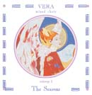 VERA The Seasons CD