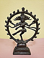 Small Brass Dancing Shiva