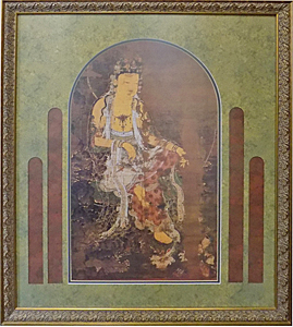 Featured One of a Kind Art - Kuan Yin I