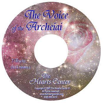 CD Cover for the Voice of the Archeiai