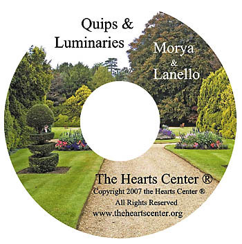 CD Cover for Quips and Luminaries