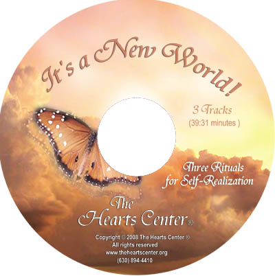 It's a New World CD