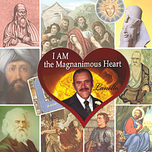 I AM the Magnanimous Heart CD is available