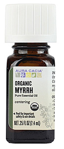 Myrrh Organic Essential Oil